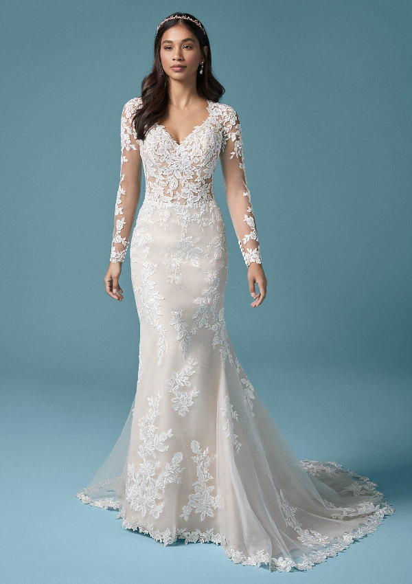 Francesca, by Maggie Sottero