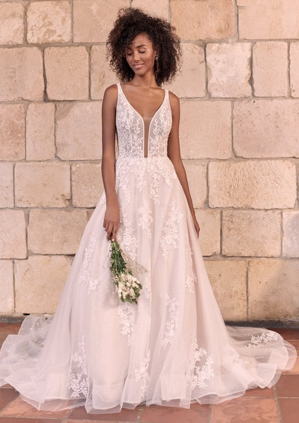 Leticia, by Maggie Sottero