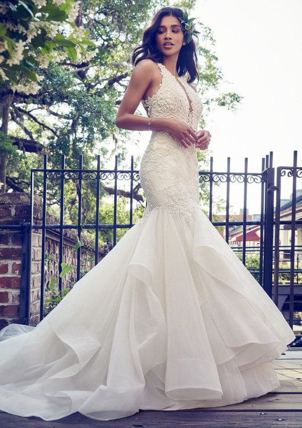 Veda, by Maggie Sottero